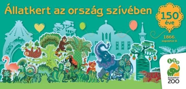 zoobudapest plakat